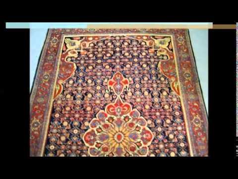 Fine Antique Bijar rug