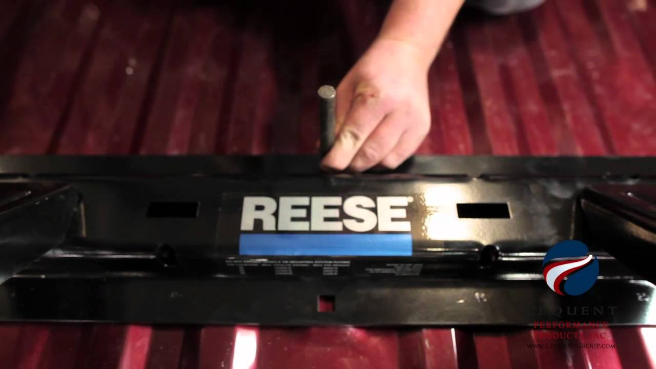 Reese 50026 Install 5Th Whl Brkt Ford Sd