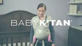 Baby K'tan Hug Position Instructions