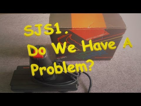 SJS1 Sinclair Spectrum Joystick Repair and strip down