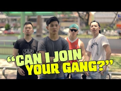 Can I Join Your Gang?
