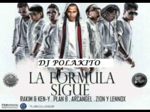 La Formula Sigue - Arcangel, Plan B, Zion...