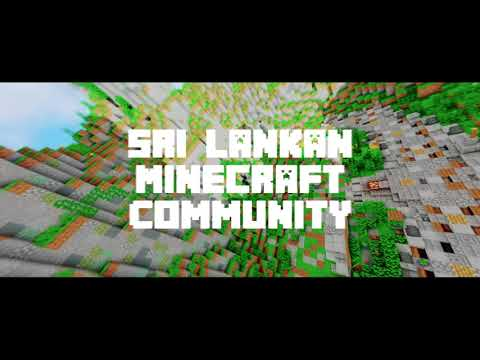 Sri Lanka Minecraft Community Survival Trailer