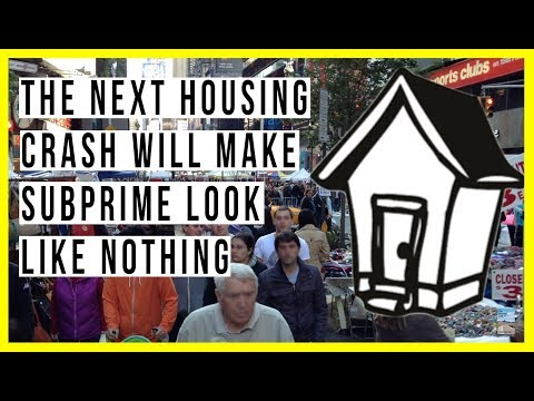 The Coming Real Estate CRASH Will Make Subprime Crisis Look Like Nothing! MASS BANKRUPTCY AHEAD!