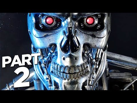 TERMINATOR RESISTANCE Walkthrough Gameplay Part 2 - T800 (FULL GAME)