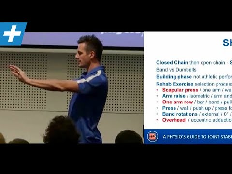 A Physio's Guide to Joint Stability [Seminar] Feat. Tim Keeley | No.50 | Physio REHAB