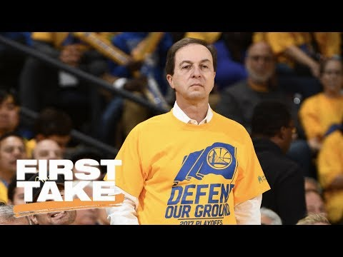 Warriors Should Want To Face Cavs In Finals | First Take | May 24, 2017