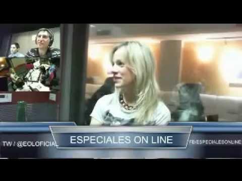 Virginia Da Cunha EOL Radio Palermo