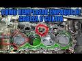 COMO CAMBIAR EMPAQUE DE CABEZA DE AUTO 4CIL TUTORIAL!!! PARTE 1