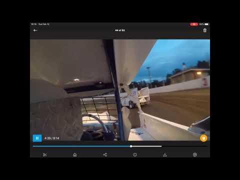 Tucker Cole Snydersville Raceway 6-22-18