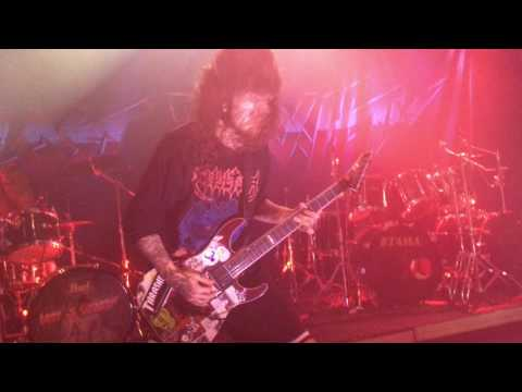 Lost Society - Fast Loud Death Live @ Vernissa, Tikkurila 2/9/2016