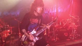 Lost Society - Fast Loud Death Live @ Vernissa, Tikkurila 2/9/2016