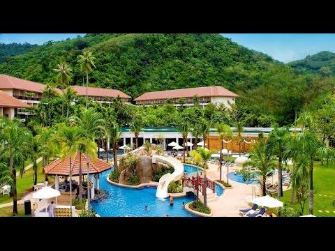 Отели Тайланда.Centara Karon Resort Phuket 4*.Карон Бич.Обзор
