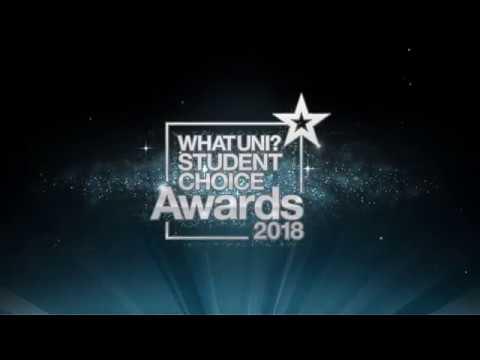 Whatuni Student Choice Awards 2018