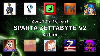 The 10 Part Sparta Zettabyte V2 Collab