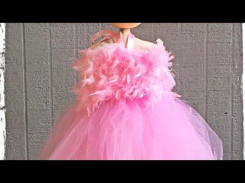 523fb1197b Vestido de tul ( tutu dress ) - YouTube