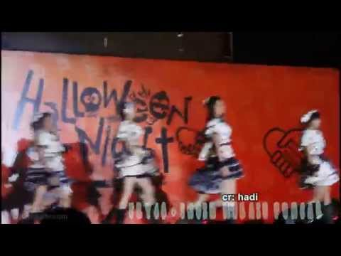 [FANCAM] JKT48 - Ingin Meraih Puncak(@Halloween HSF Ecovention Ancol 31-10-2015) FULL HD