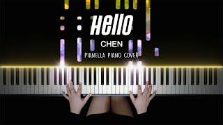 Gambar Chen - Hello | Piano Cover By Pianella Piano