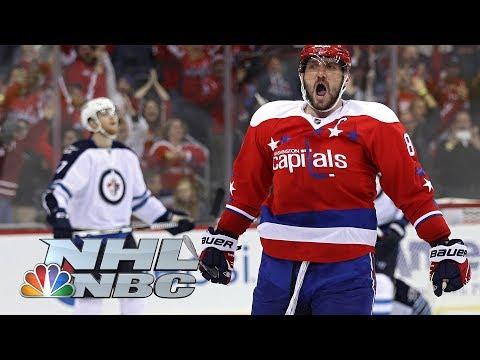 Top 18 NHL goal celebrations of 2018 | NHL | NBC Sports
