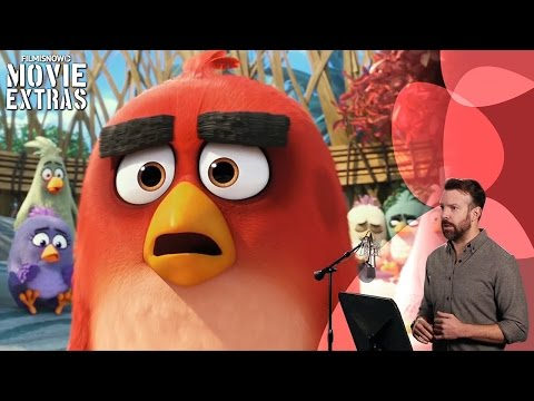 Go Behind the Scenes of The Angry Birds Movie (2016)