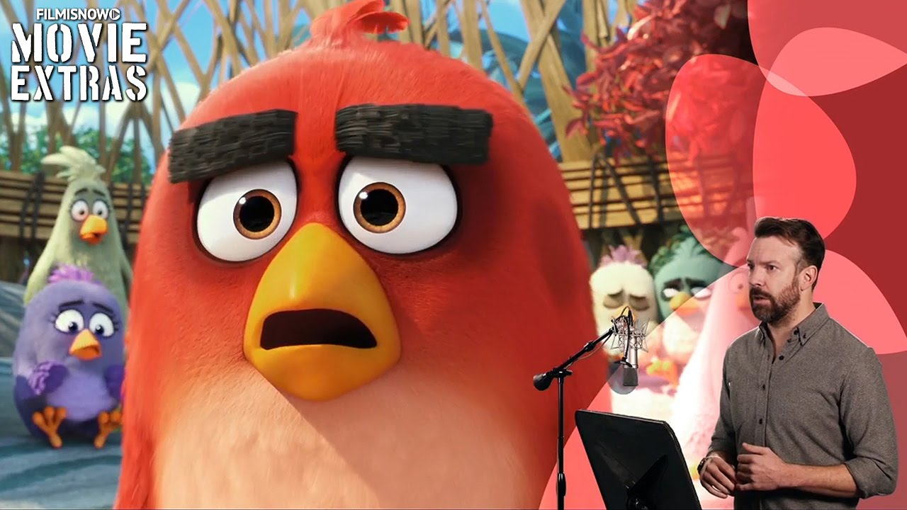 Go Behind The Scenes Of The Angry Birds Movie 2016 Youtube