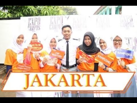 QUEEN INTERNATIONAL GOES TO SMAN 1 CIBITUNG - JAKARTA