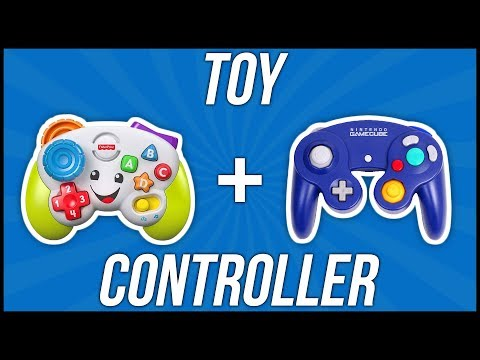 Toy Controller - Super Smash Bros. Melee