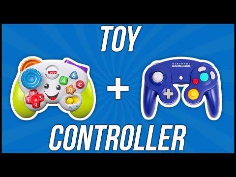 Toy Controller - Super Smash Bros. Melee