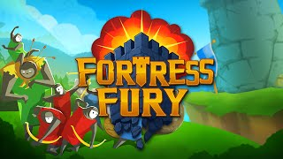 Fortress Fury Launch Trailer