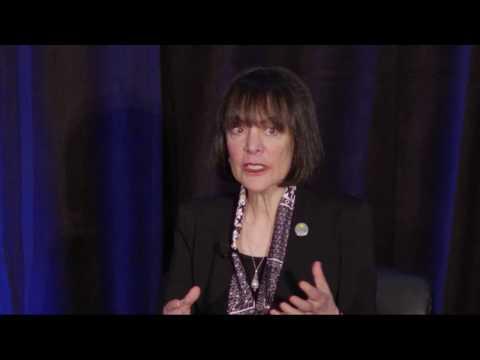 Dr. Carol Dweck Accepts PCA's Ronald L. Jensen Award for Lifetime Achievement
