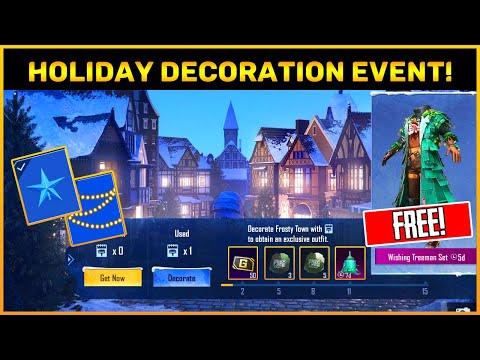 Holiday Decoration Event