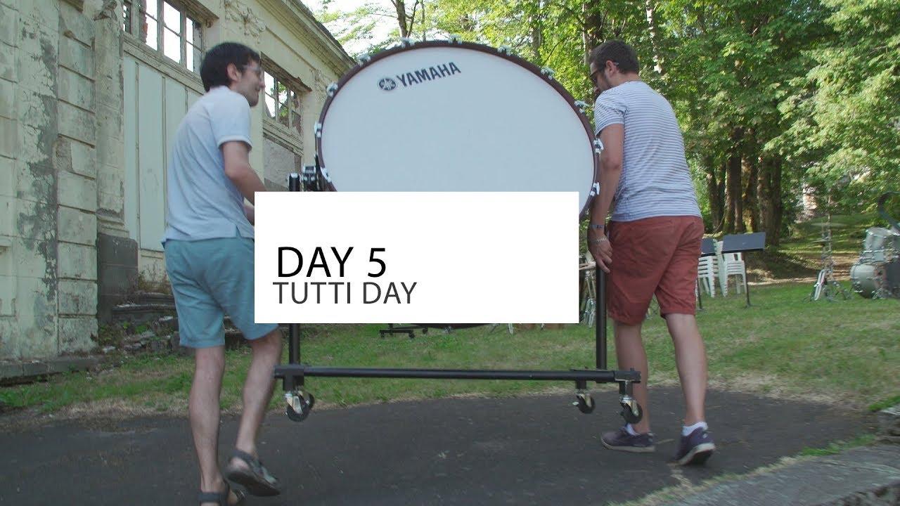 Trina Orchestra S3 E1 - Day 5