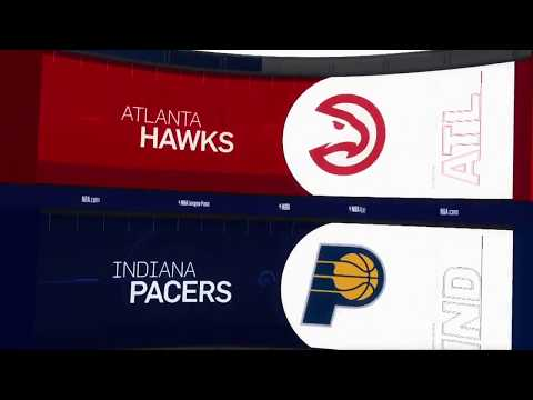 Indiana Pacers vs Atlanta Hawks Game Recap | 11/17/18 | NBA