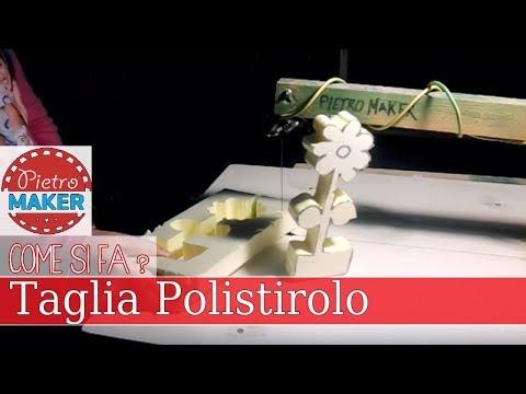 Schema Elettrico Per Taglia Polistirolo : Rm robocut d robot scultore per fresatura d ronchini massimo