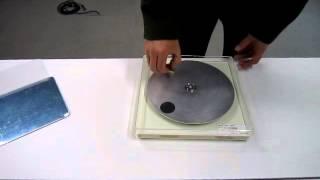 アラゴーの円板:誘導モーターの原理