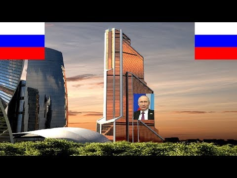 Top 10 tallest buildings in Russia 2017