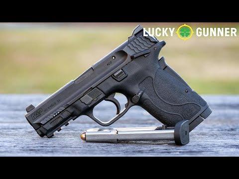 Smith & Wesson M&P 380 Shield EZ Review