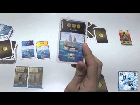 Port royal juego de mesa rese a aprende a jugar youtube for Viciados de mesa