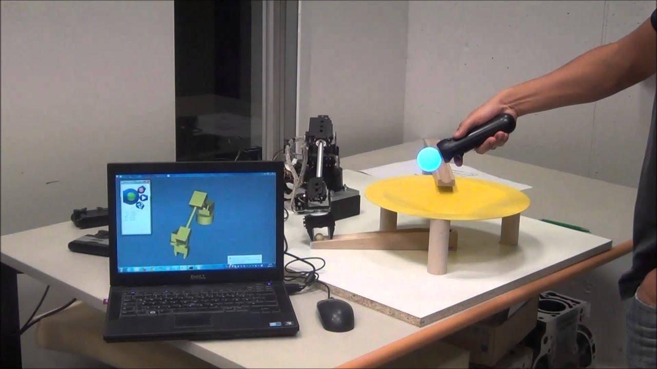 intuitive robot programming