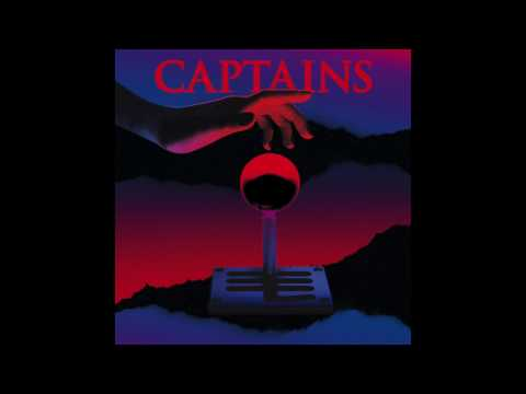 CAPTAINS.- Twisted [Audio oficial]
