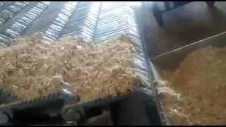 Grelha móvel para fornos calcinadores, caldeiras e fornalhas