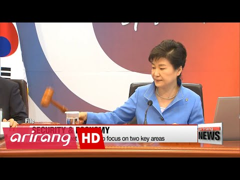 EARLY EDITION 18:00 Cabinet meeting held earlier to immediately address economy, security issues