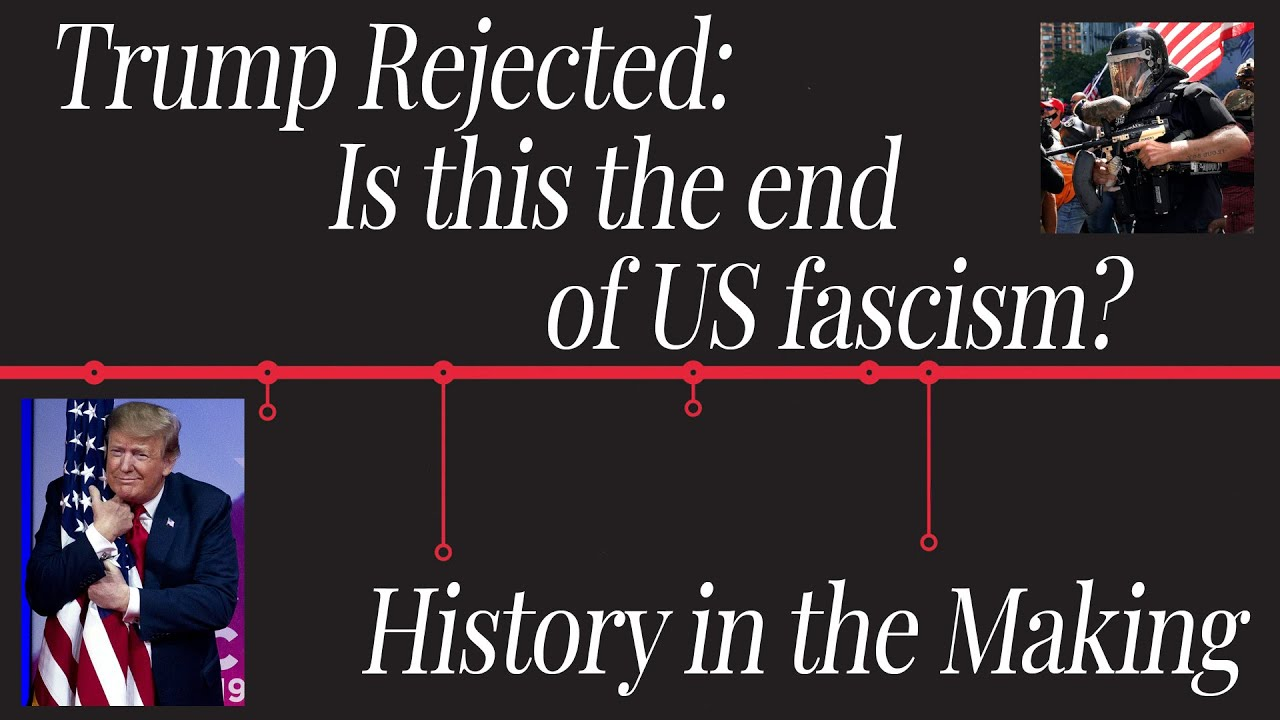 Trump Rejected: Is this the end of US fascism?