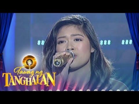 Tawag ng Tanghalan: Mary Gidget Dela Llana | Araw-Gabi (Round 1 Semifinals)