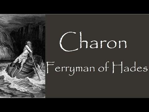 Greek Mythology: Story of Charon