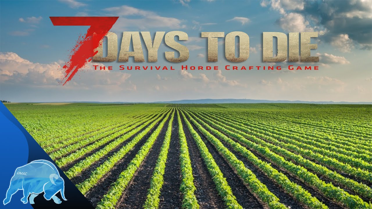 7 Days To Die How To Farm Very Easy Ps4 Youtube