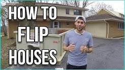 How To Flip A House For Beginners