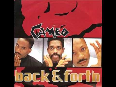 Cameo - Back & Forth (Original 12'' Version)