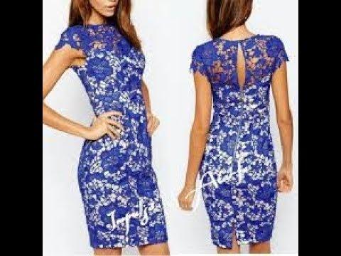 d4ec86c8d6 how to make a lace dress