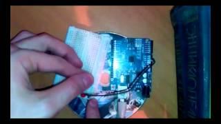 Простейший светофор на платформе Arduino